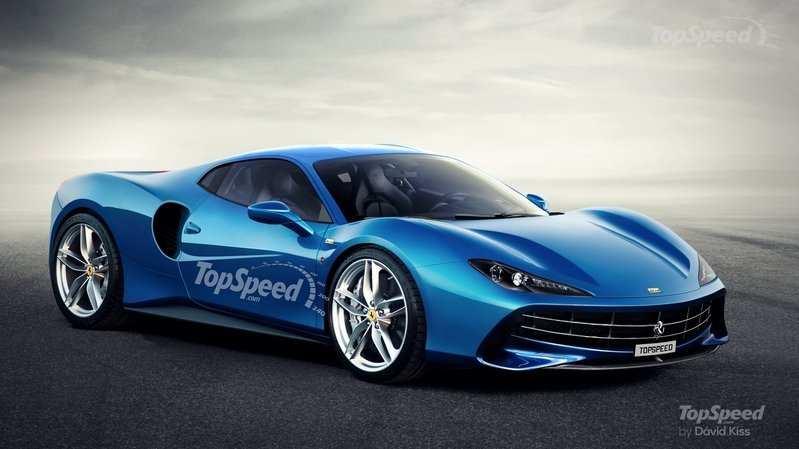 19 Concept of 2019 Ferrari Models Overview with 2019 Ferrari Models