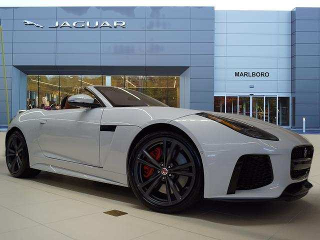 19 Concept of 2019 Jaguar F Type Convertible Model with 2019 Jaguar F Type Convertible
