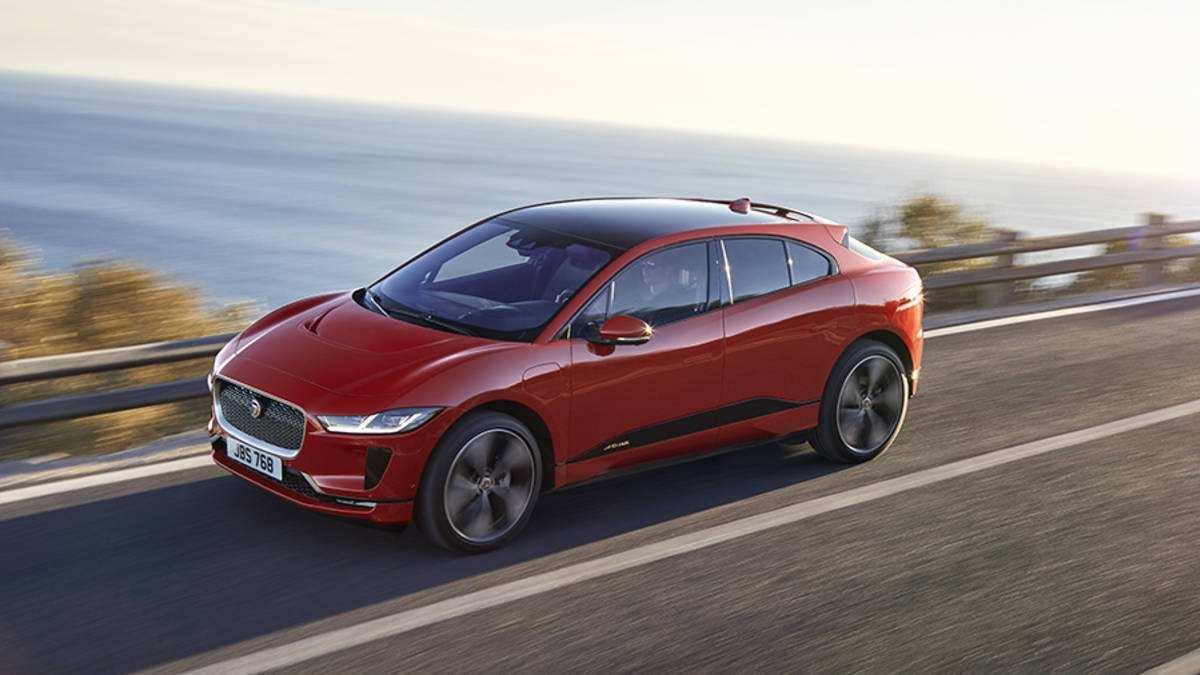 19 Concept of 2019 Jaguar I Pace Electric Review by 2019 Jaguar I Pace Electric