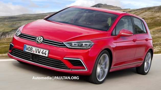 19 Concept of 2019 Vw Golf Mk8 Performance for 2019 Vw Golf Mk8