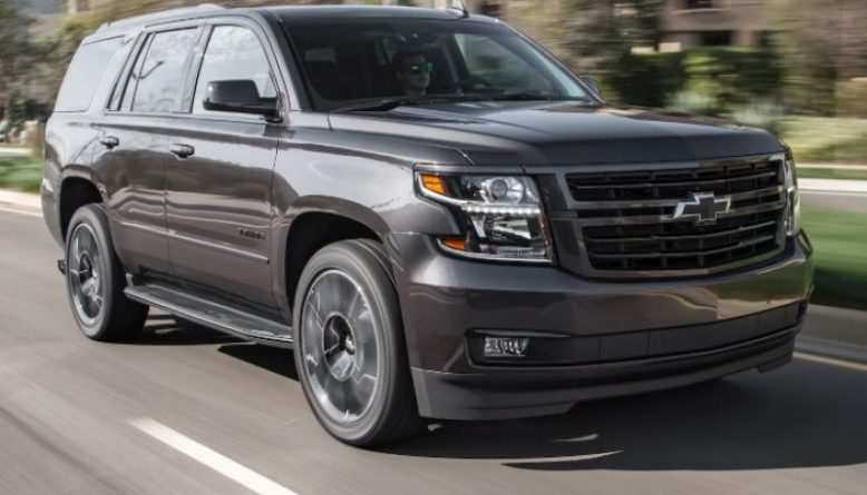 19 Concept of 2020 Chevrolet Tahoe Redesign Specs and Review by 2020 Chevrolet Tahoe Redesign