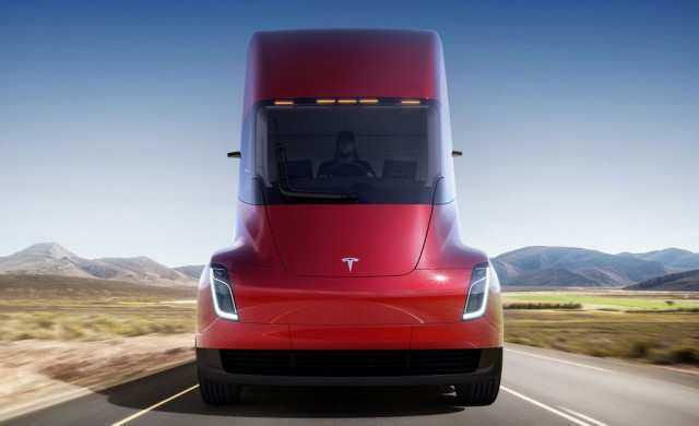 19 Concept of 2020 Tesla Semi Wallpaper by 2020 Tesla Semi