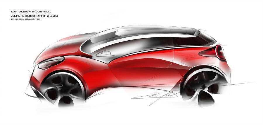19 Concept of Alfa Mito 2020 History with Alfa Mito 2020