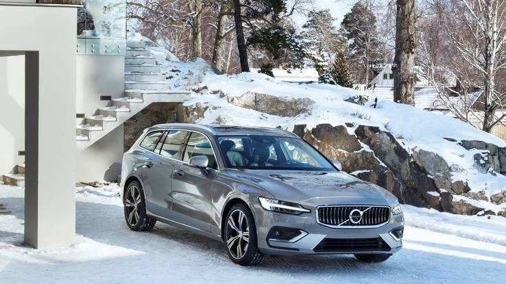 19 Concept of New 2019 Volvo V60 Redesign and Concept for New 2019 Volvo V60