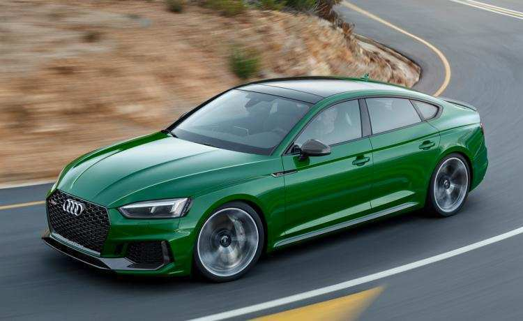 19 Gallery of 2019 Audi Green Exterior and Interior for 2019 Audi Green
