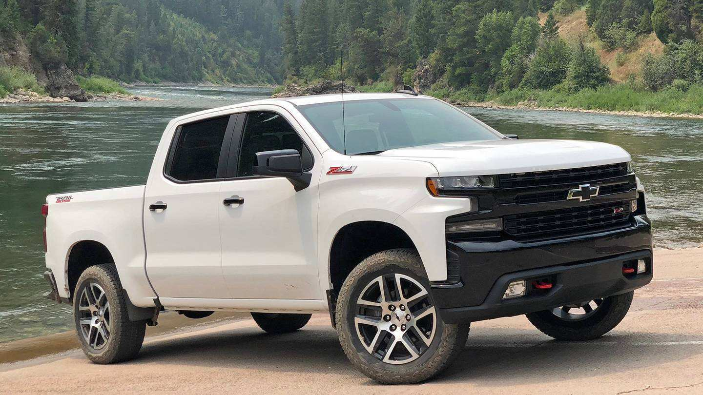 19 Gallery of 2019 Chevrolet Pickup Price for 2019 Chevrolet Pickup