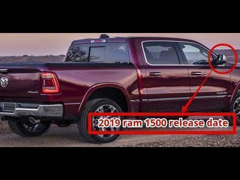 19 Gallery of 2019 Dodge Ram 1500 Release Date Ratings by 2019 Dodge Ram 1500 Release Date