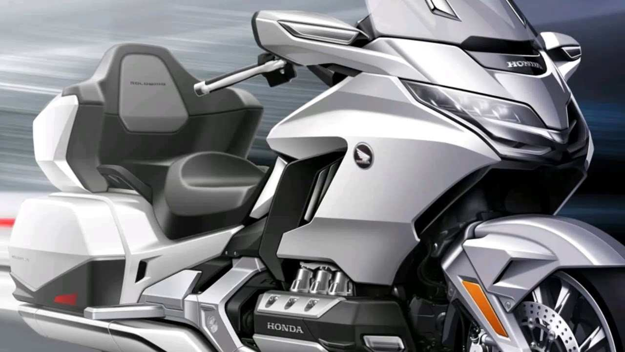 19 Gallery of 2019 Honda Goldwing Colors Engine for 2019 Honda Goldwing Colors