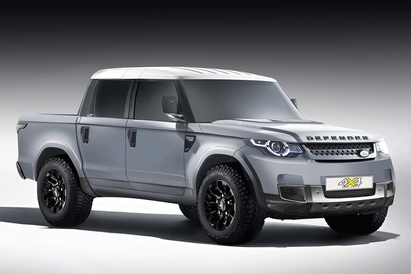 19 Gallery of 2019 Land Rover Defender Ute Pricing by 2019 Land Rover Defender Ute