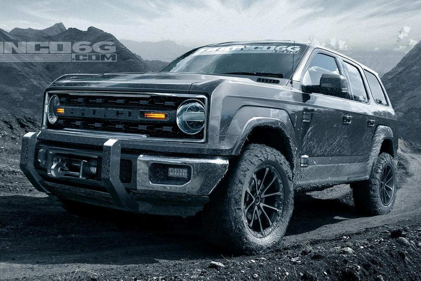 19 Gallery of 2020 Ford Bronco Design First Drive for 2020 Ford Bronco Design