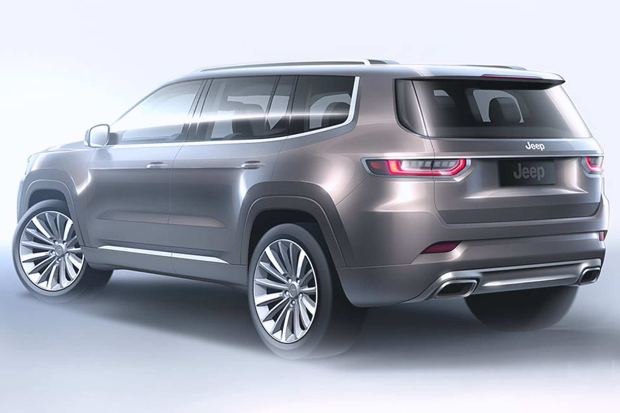 19 Gallery of 2020 Jeep Commander New Concept with 2020 Jeep Commander