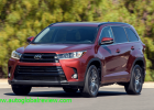 19 Gallery of 2020 Toyota Highlander Concept Photos for 2020 Toyota Highlander Concept