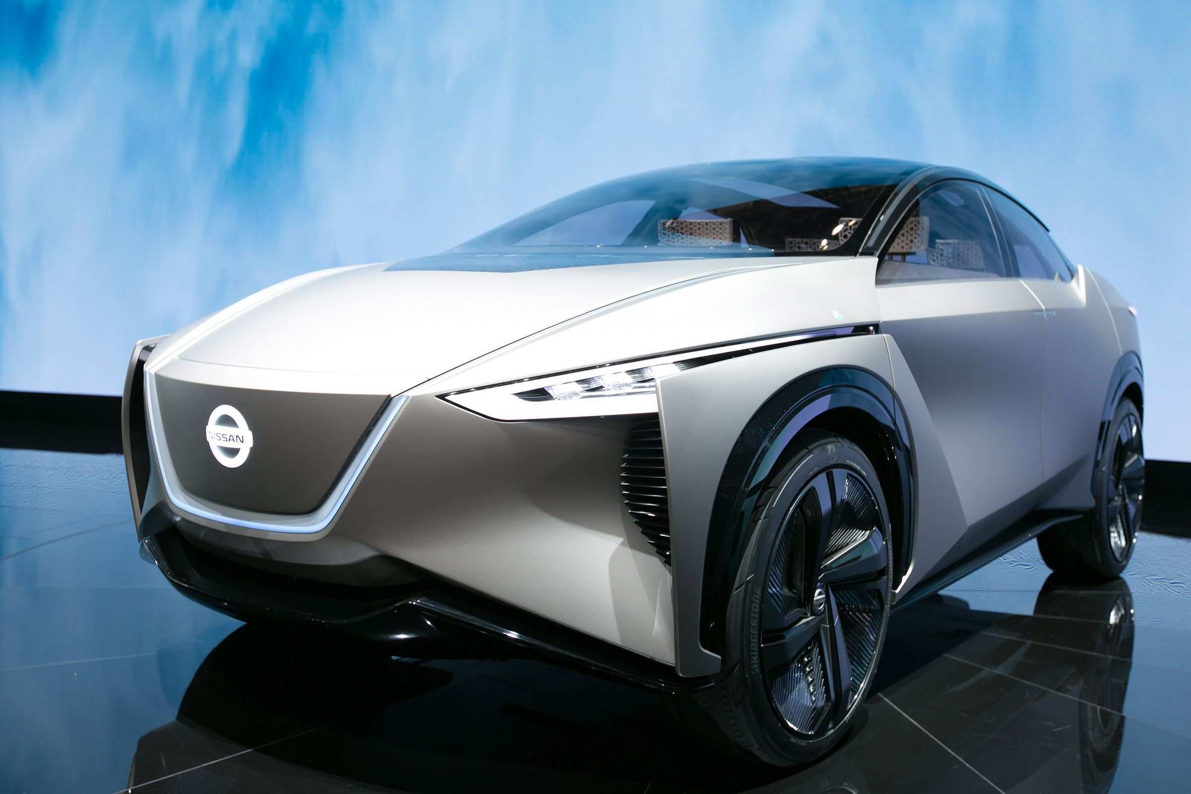 19 Gallery of Nissan 2020 Electric Car Interior with Nissan 2020 Electric Car