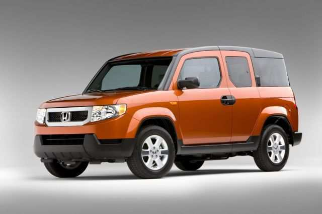 19 Great 2019 Honda Element Model by 2019 Honda Element