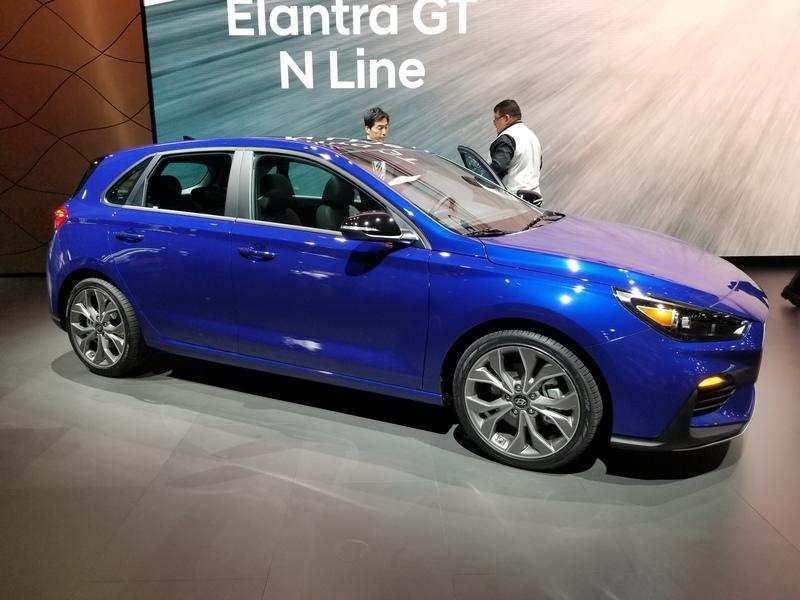 19 Great 2019 Hyundai Elantra Gt Pictures with 2019 Hyundai Elantra Gt