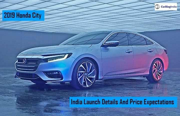 19 Great 2019 New Honda City New Concept for 2019 New Honda City