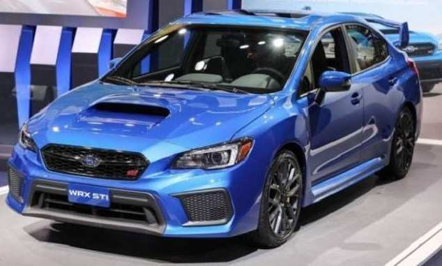 19 Great 2019 Subaru Sti Specs Overview for 2019 Subaru Sti Specs