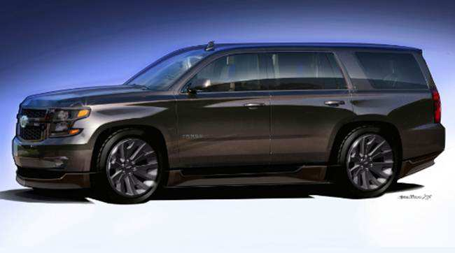 19 Great 2020 Chevrolet Tahoe Redesign Reviews for 2020 Chevrolet Tahoe Redesign