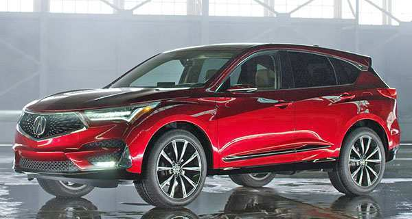 19 New 2019 Acura Rdx Concept First Drive by 2019 Acura Rdx Concept