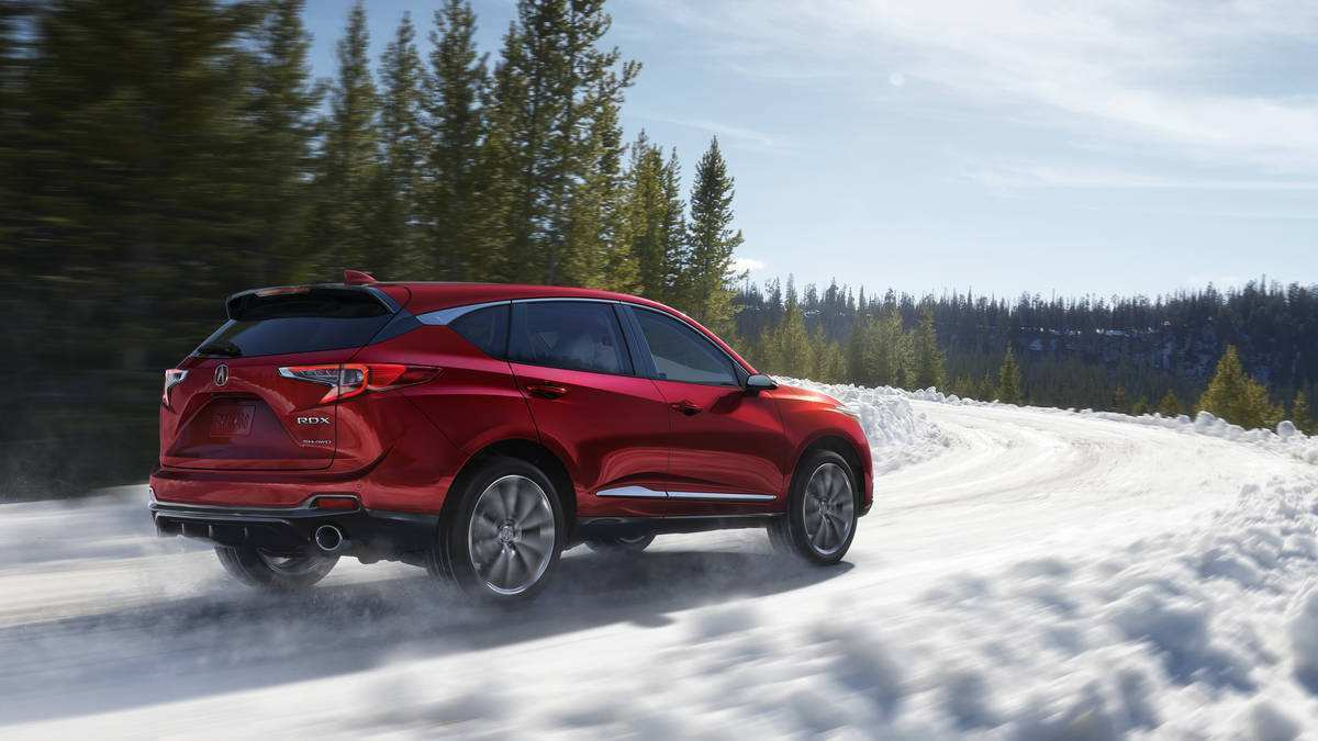 19 New 2019 Acura Rdx Concept Model for 2019 Acura Rdx Concept