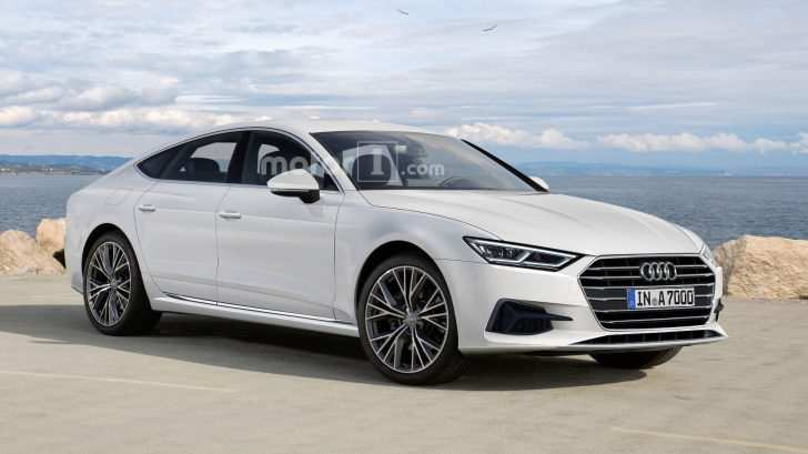 19 New 2019 Audi A7 Frankfurt Auto Show New Review for 2019 Audi A7 Frankfurt Auto Show