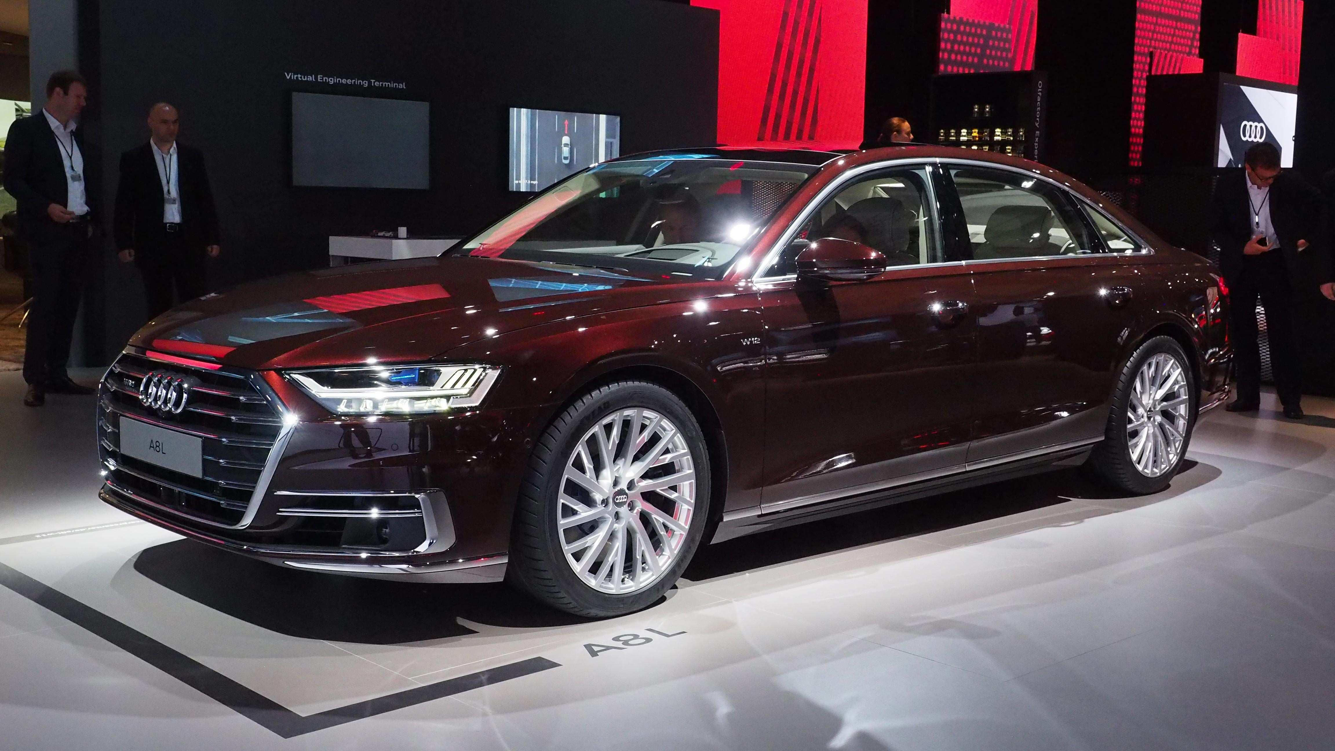 19 New 2019 Audi A8 L History by 2019 Audi A8 L