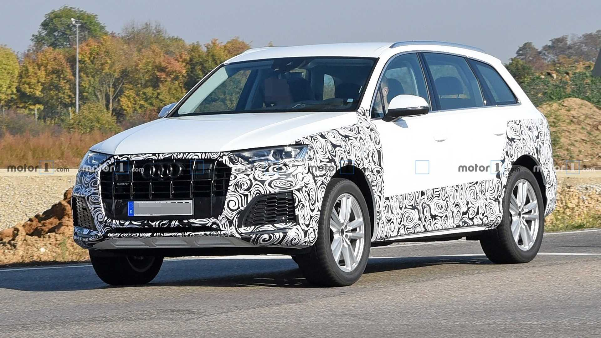 19 New 2019 Audi Q7 Facelift Spesification with 2019 Audi Q7 Facelift