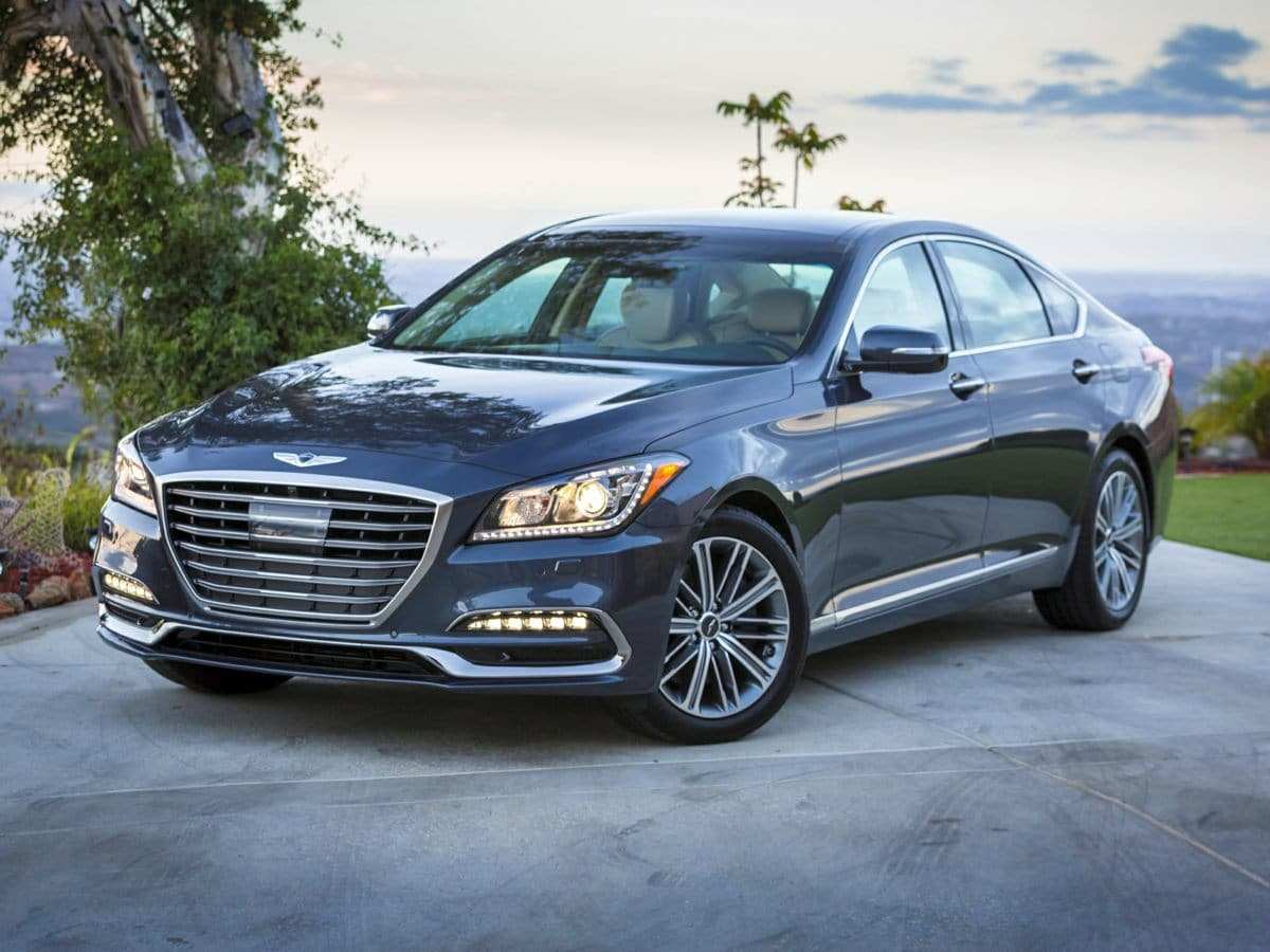 19 New 2019 Genesis G80 Picture for 2019 Genesis G80