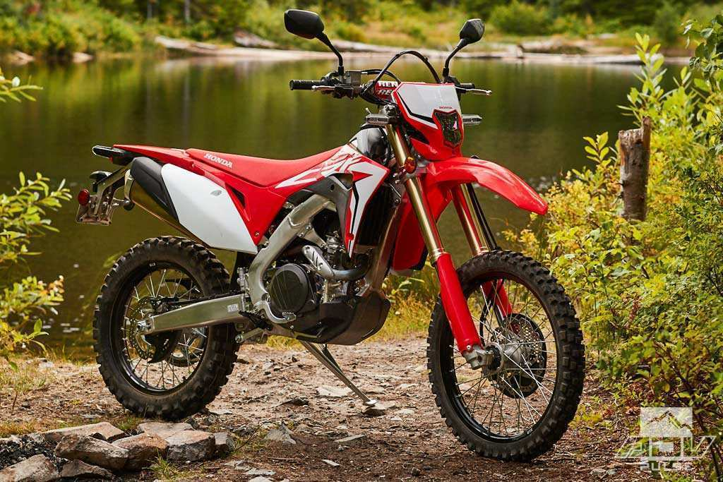 19 New 2019 Honda Crf450L Research New for 2019 Honda Crf450L