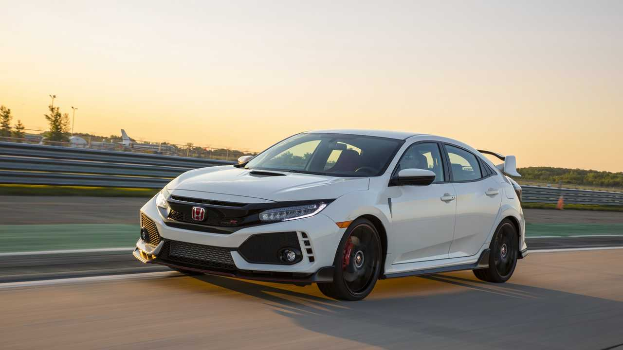 19 New 2019 Honda Type R Performance with 2019 Honda Type R