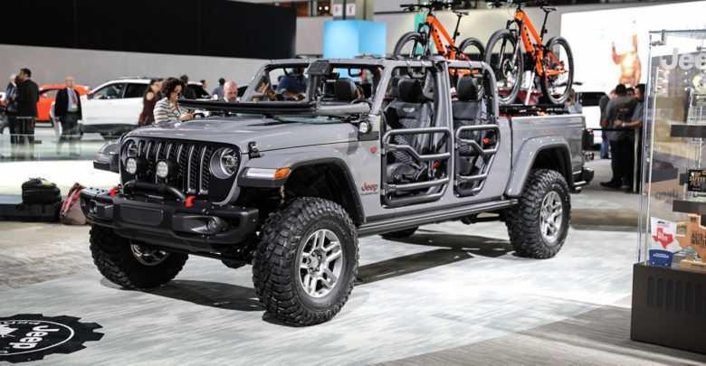 19 New 2019 Jeep Wrangler La Auto Show Redesign and Concept with 2019 Jeep Wrangler La Auto Show