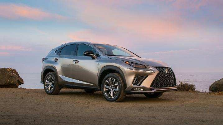 19 New 2019 Lexus 300 Nx New Concept by 2019 Lexus 300 Nx