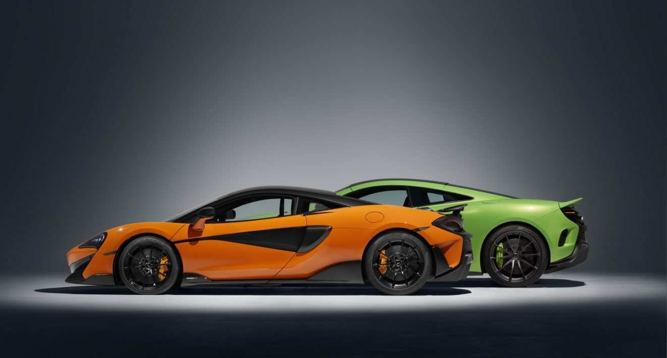 19 New 2019 Mclaren Sedan Research New by 2019 Mclaren Sedan
