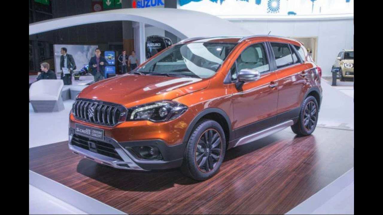 19 New 2019 Suzuki Sx4 Pictures for 2019 Suzuki Sx4