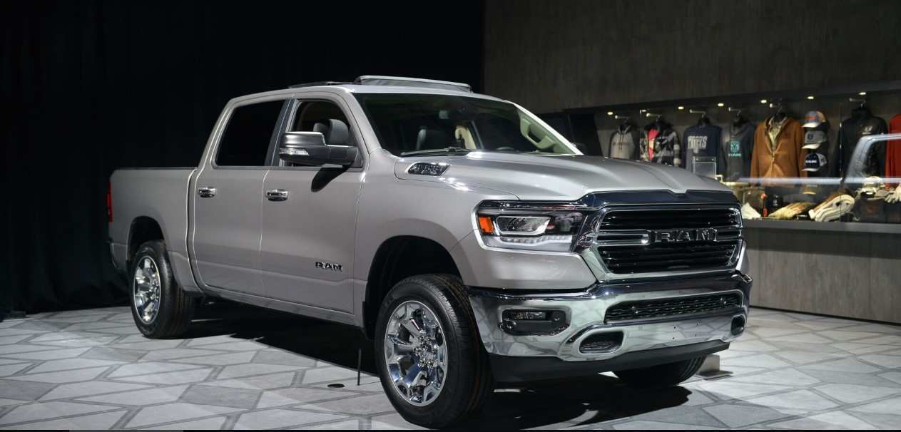 19 New 2020 Dodge Ram Pickup Style with 2020 Dodge Ram Pickup