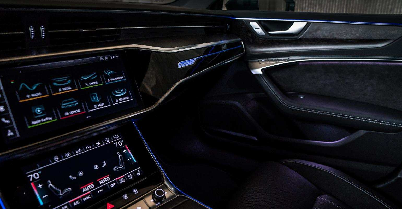 19 The 2019 Audi A7 Interior Spesification for 2019 Audi A7 Interior