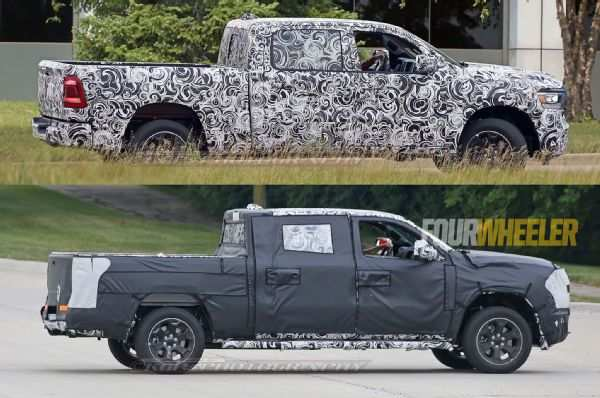 19 The 2019 Dodge Ram Spy Shots Interior for 2019 Dodge Ram Spy Shots