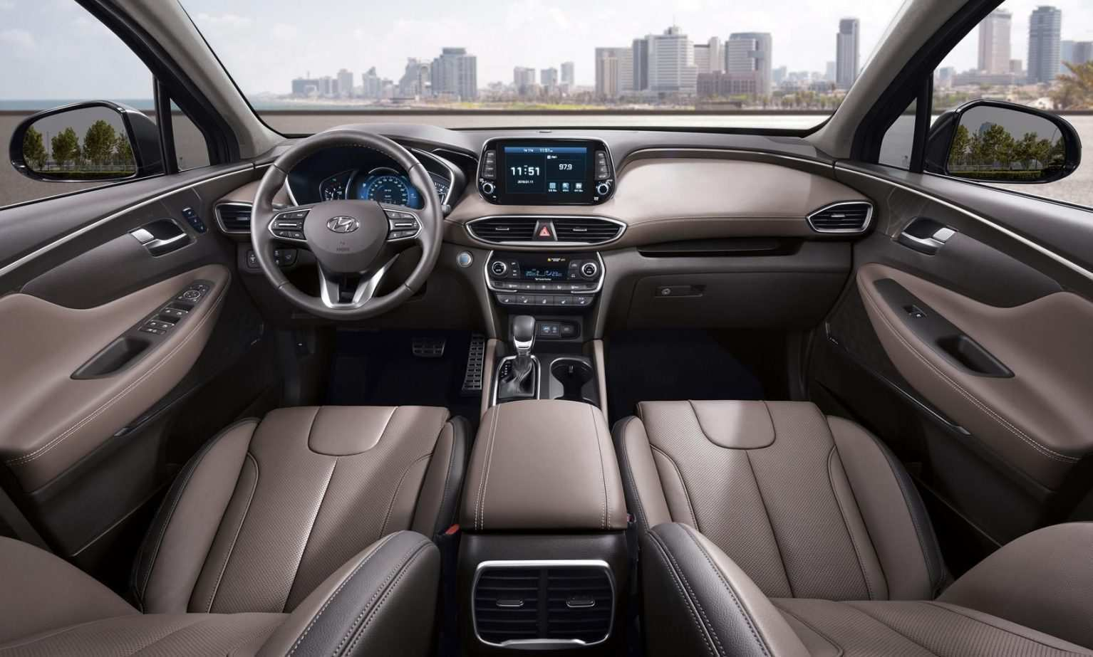 19 The 2019 Hyundai Nexo Interior Pricing for 2019 Hyundai Nexo Interior