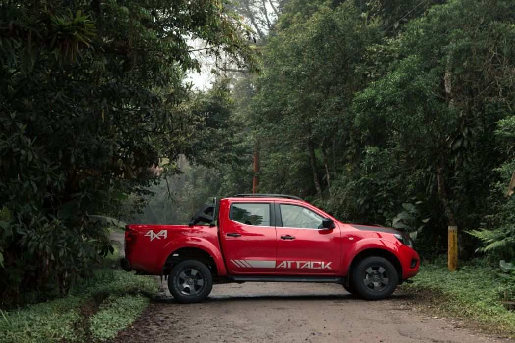 19 The 2019 Nissan Frontier Attack Performance by 2019 Nissan Frontier Attack