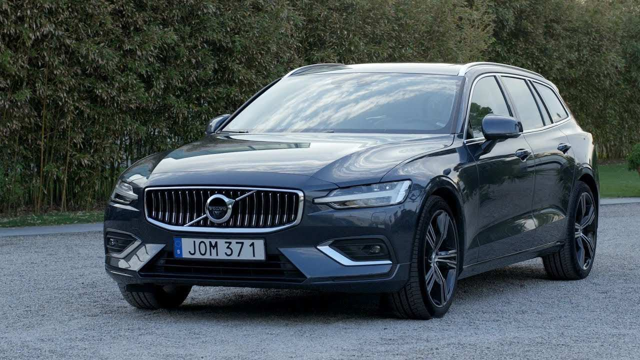 19 The 2019 Volvo V60 D4 Reviews by 2019 Volvo V60 D4