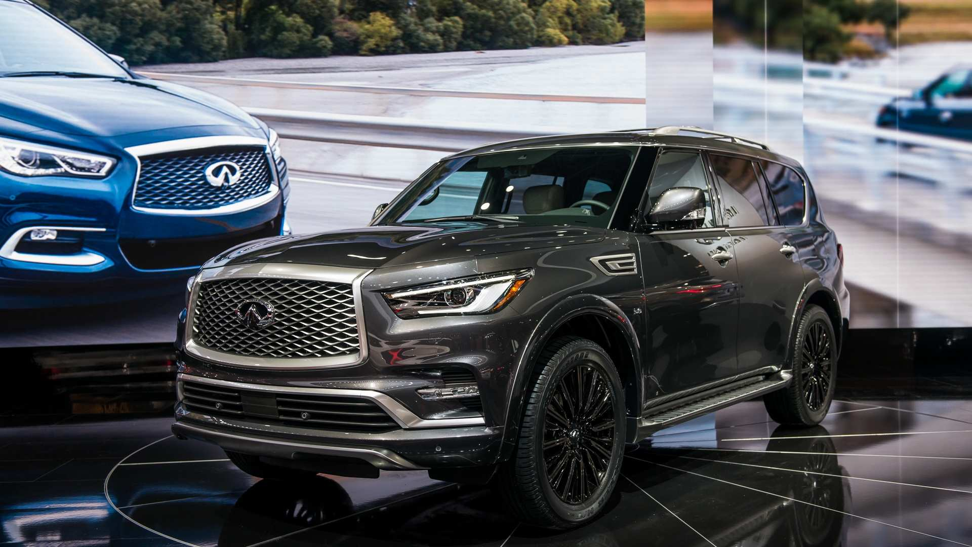 19 The Infiniti Qx80 2019 Model by Infiniti Qx80 2019