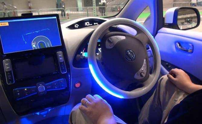 19 The Nissan Autonomous 2020 Picture by Nissan Autonomous 2020