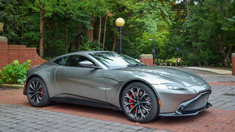 20 All New 2019 Aston Martin Vantage Spesification by 2019 Aston Martin Vantage