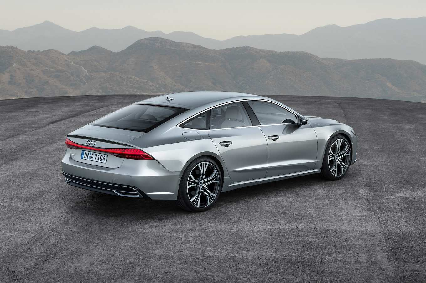 20 All New 2019 Audi A7 Debut Style by 2019 Audi A7 Debut