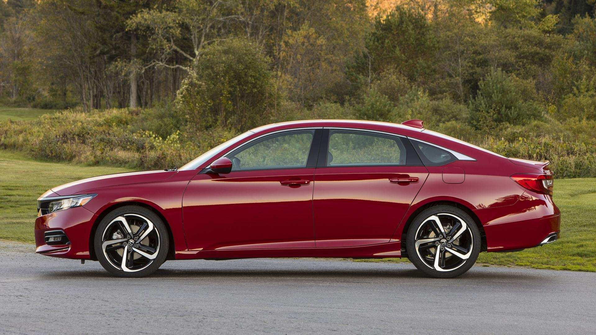 20 All New 2019 Honda Accord Wagon Pricing by 2019 Honda Accord Wagon