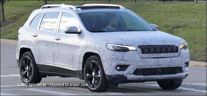 20 All New 2019 Jeep Cherokee Kl Price by 2019 Jeep Cherokee Kl
