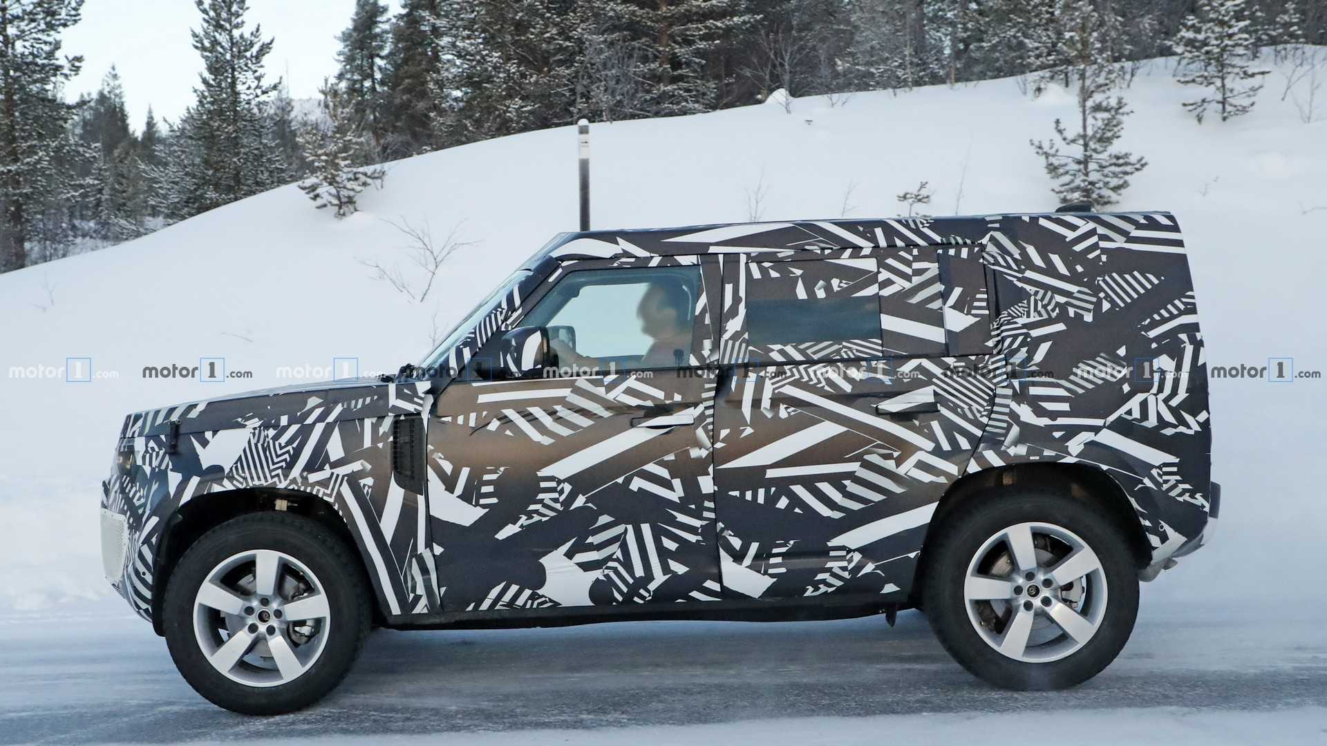 20 All New 2020 Land Rover Pictures with 2020 Land Rover