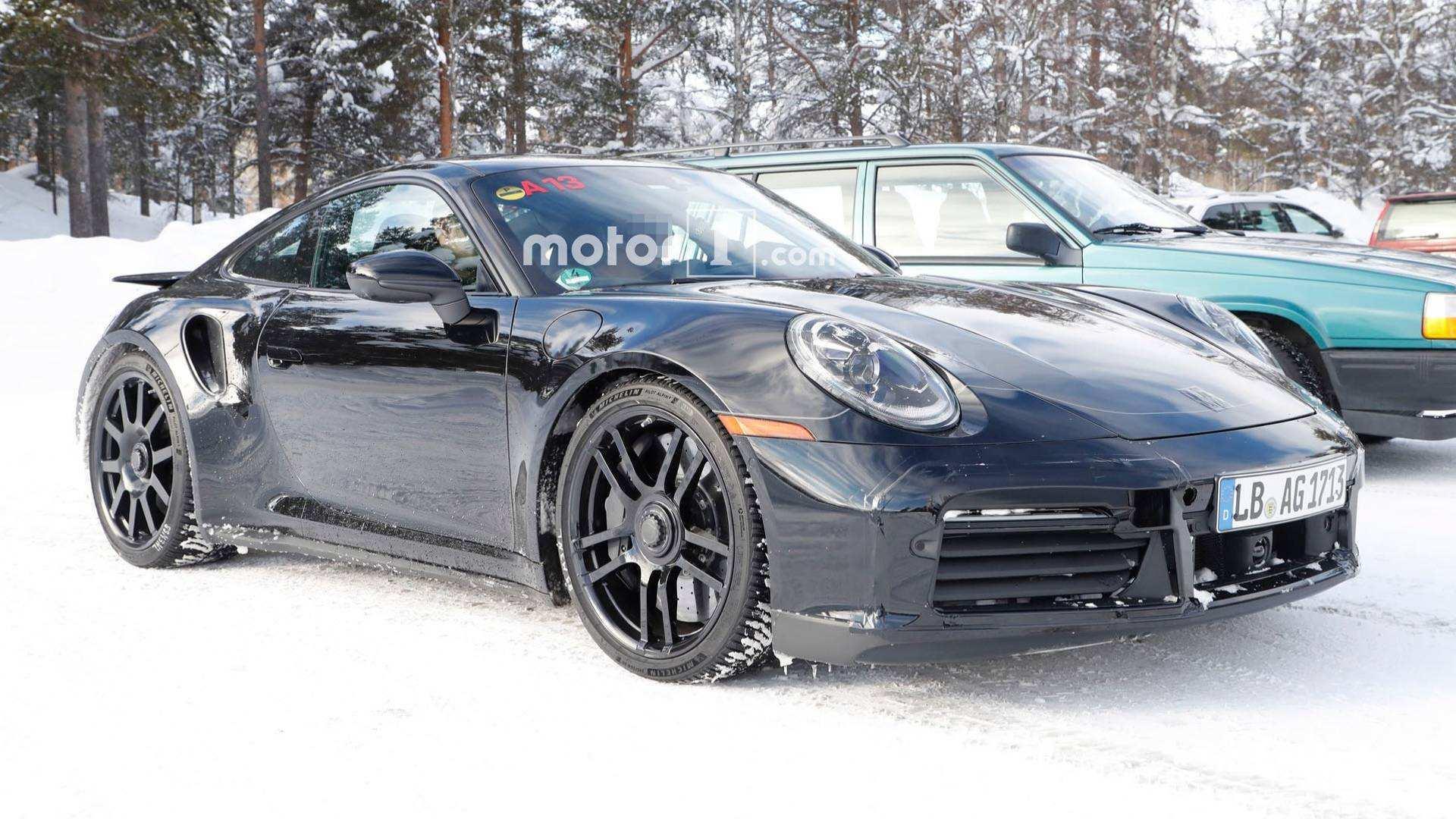 20 All New 2020 Porsche 911 Gt3 Redesign by 2020 Porsche 911 Gt3