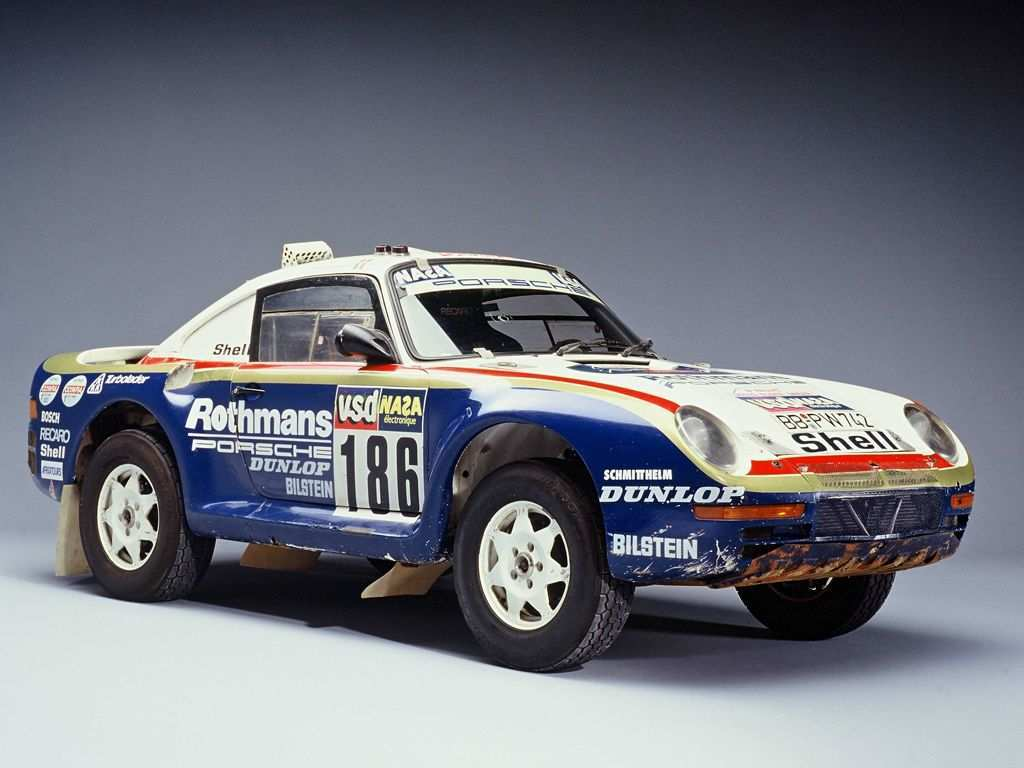 20 All New Porsche Dakar 2020 Exterior by Porsche Dakar 2020