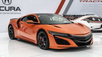 20 Best Review 2019 Acura Nsx Model by 2019 Acura Nsx